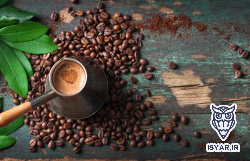مزیت های قهوه