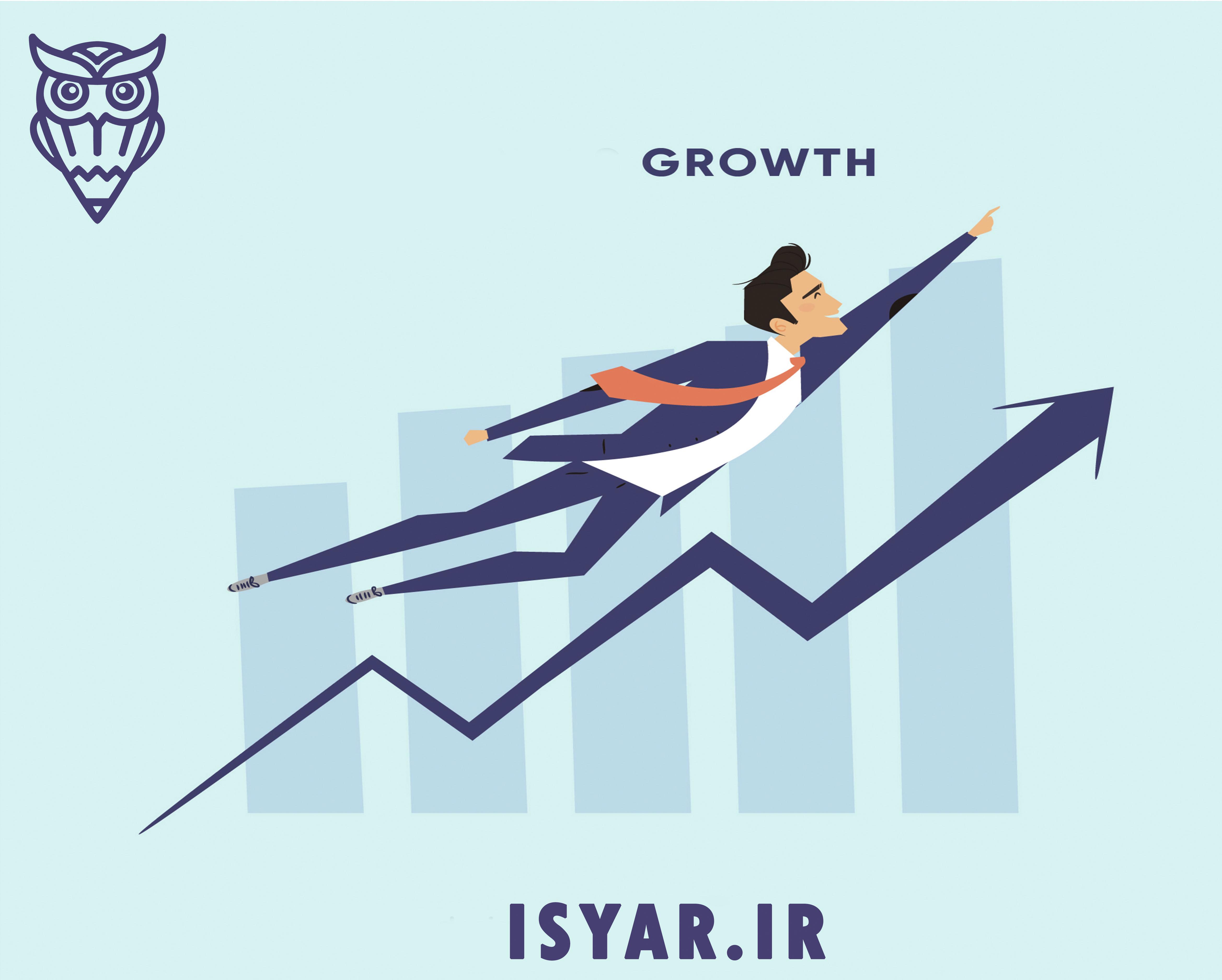 رشد کردن در کسب کار استارت آپی