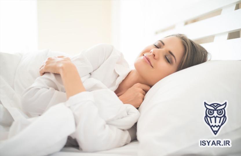 تاثیر خواب مناسب در بهبود حافظه