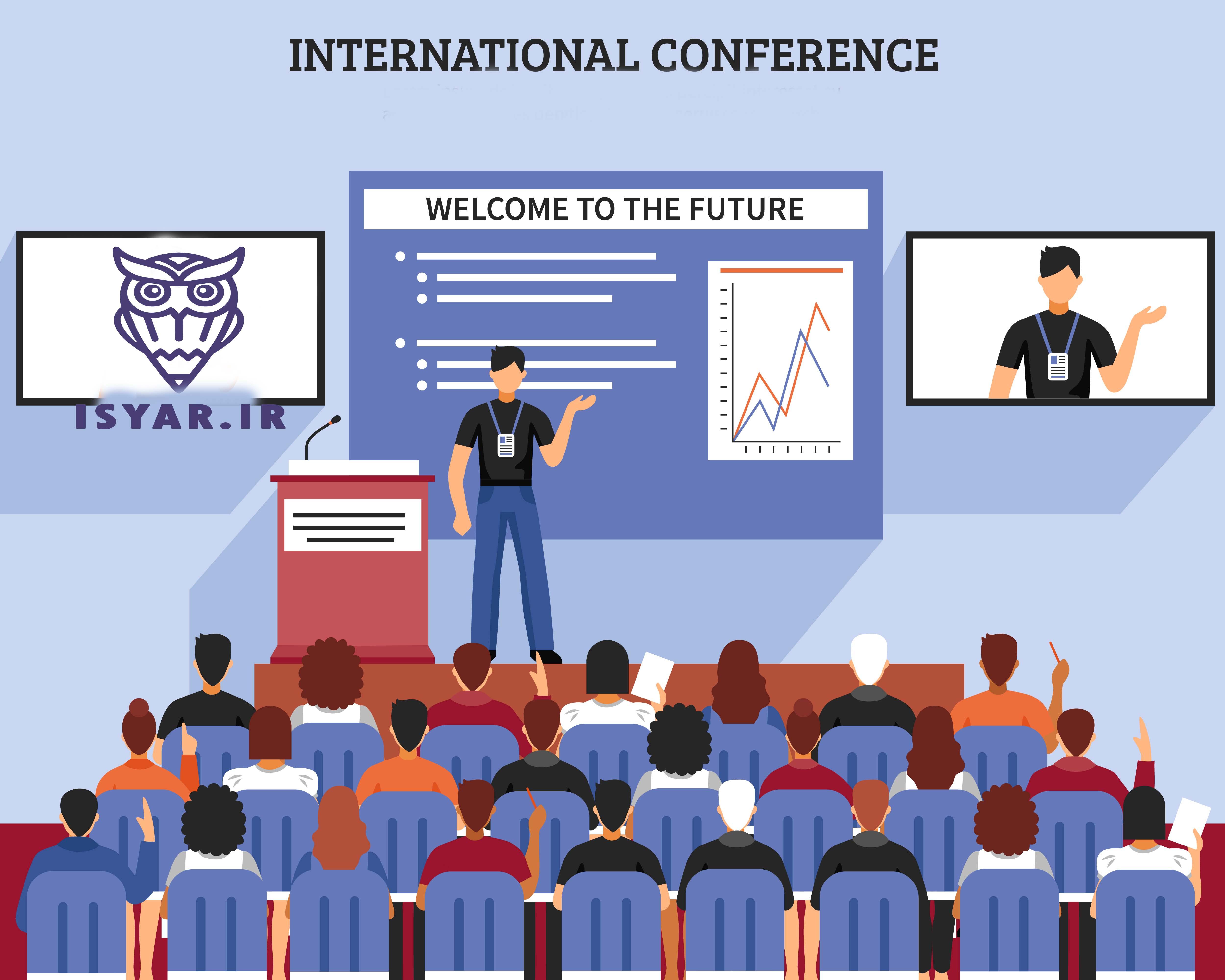 نکاتی مفید برای بهتر شدن در ارائه کنفرانس