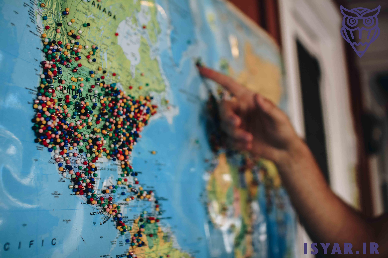 برای مسافرت به کدام کشور ها برویم؟